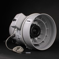 Blauberg Turbo G  315mm Mixed Flow Fan with built in Thermostat and Fan Speed Control | Fans, Silencers | All Fans | Exhaust Fans | 300mm Fans