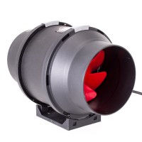 150mm GroFan 2-Speed Mixed Flow Fan  | Fans, Silencers | All Fans | Exhaust Fans | 150mm Fans