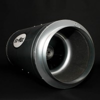 Iso-Max 250mm Silencer Fan | Fans, Silencers | All Fans | Exhaust Fans | Silencers | 250mm Fans