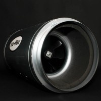 Iso-Max 315mm Silencer Fan | Fans | All Fans | Exhaust Fans | Silencers | 300mm Fans