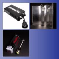 Nanolux Digital 600 Watt H.P.S Kitset - Adjusable Shade | Lighting Kits | Digital Lighting Kits | H.P.S. Digital Lighting Kits | 600 Watt | All HPS Kits