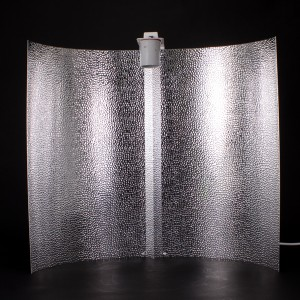 Gullwing Shade 620mm x 590mm with lampset  | Shades &  Cool Tubes | Light Shades