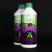 Nutrifield Elements Bloom A+B 2L (2x1L) | Nutrients | Hydroponic Nutrients | Nutrifield Products | Nutrifield Nutrients
