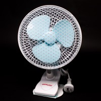 Growlush Oscillating Clip Fan 180mm 6 mth Warranty | Fans, Silencers | All Fans | Home