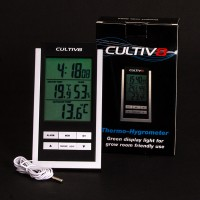 CultiV8 Hygrometer and Thermometer | Accessories | Meters & Measurement | Temperature | Environment