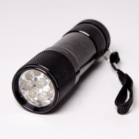 LED Torch Green Light
