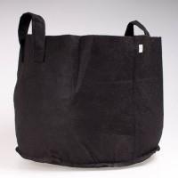 Fabric Pot Black 38L  (10 Gallon) | Pots, Trays & Planter Bags  | Pots