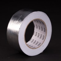 Tape Aluminium 48mm x 25m SGT | Accessories | Aluminium Ducting | Circlips and Clamps