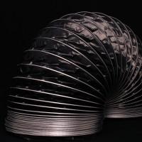 Ducting 300mm x 6m | Ducting | Nude Plastic Ducting