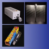 600 Watt M.H Kitset | Lighting Kits | 600 Watt | M.H. Lighting Kitsets Kitsets | MH Kit Options