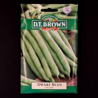 Dwarf Bean - Top Crop | Seeds | D.T. Brown Vegetable Seeds | Watkins Vegetable Seeds