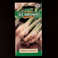 Spring Onion | Seeds | D.T. Brown Vegetable Seeds | Watkins Vegetable Seeds