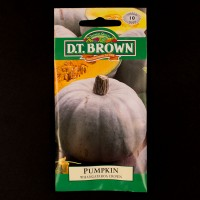 Pumpkin - Whangapaproa Crown | Seeds | D.T. Brown Vegetable Seeds | Watkins Vegetable Seeds