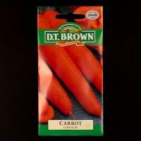 Carrot - Topweight | Seeds | D.T. Brown Vegetable Seeds | Watkins Vegetable Seeds