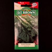 Lettuce - Green Cos | Seeds | D.T. Brown Vegetable Seeds | Watkins Vegetable Seeds