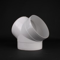 Ducting Y Joiner White 150mm  | Ducting | Ducting Fittings | Y Joiners