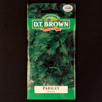 Parsley - Italian | Seeds | Watkins Herb Seeds | D.T. Brown Herb Seeds