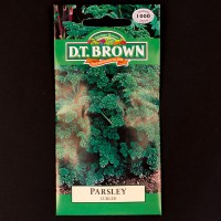 Parsley - Curled | Seeds | Watkins Herb Seeds | D.T. Brown Herb Seeds