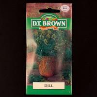 Dill | Seeds | Watkins Herb Seeds | D.T. Brown Herb Seeds