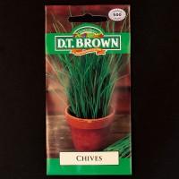 Chives | Seeds | Watkins Herb Seeds | D.T. Brown Herb Seeds