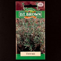 Thyme | Seeds | Watkins Herb Seeds | D.T. Brown Herb Seeds