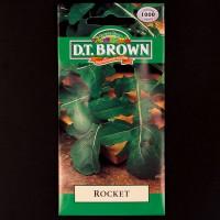 Rocket | Seeds | D.T. Brown Vegetable Seeds | Watkins Herb Seeds