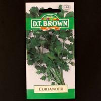 Coriander | Seeds | Watkins Herb Seeds | D.T. Brown Herb Seeds