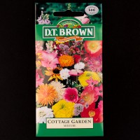 Cottage Garden - Mixture | Seeds | D.T. Brown Flower Seeds