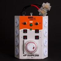 EziPlug LMU 8 Way Timer | Timers