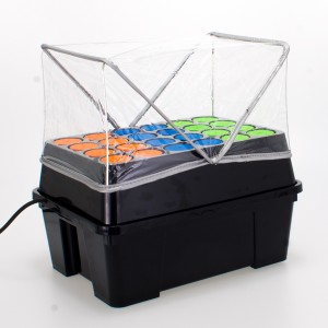 Seahawk 24 Cloner Station | Home | New Products | Propagation | Humidity Domes and Heat Pads