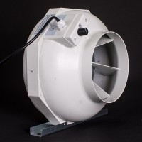 200mm Can-Fan RK-S 4 Speed Centrifugal  | Fans, Silencers | All Fans | Exhaust Fans | 200mm Fans