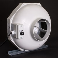 150mm Can Fan 4 Speed Centrifugal | New Products | Fans, Silencers | All Fans | Exhaust Fans | 150mm Fans | Home