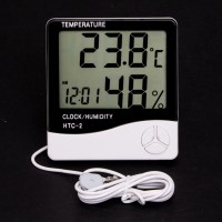 Hygrometer - Humidity and Temperature | Accessories | Environment | Meters & Measurement | Temperature