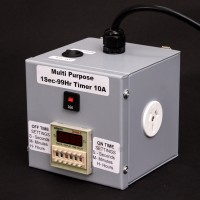 Seconds Timer On/Off Multi Purpose | New Products | Environment | Timers | Electrical