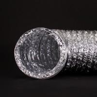 200mm x 6m  Aluminium Ducting | Aluminium Ducting