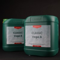 Classic Vega A+B 10L (2x5L) Canna | Nutrients | Hydroponic Nutrients | Canna Products | Canna Nutrients