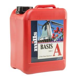 Mills Basis A+B 5L | Nutrients | Soil Nutrients | Hydroponic Nutrients | Coco Nutrients  | Mills Nutrient Products | Mills Nutrient  | Home