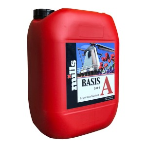 Mills Basis A+B 20L | Nutrients | Soil Nutrients | Hydroponic Nutrients | Coco Nutrients  | Mills Nutrient Products | Mills Nutrient  | Home