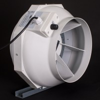 250mm Can-Fan RK-S 4 Speed Centrifugal | Fans, Silencers | All Fans | Exhaust Fans | 250mm Fans