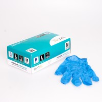 Hytec Latex Gloves Medium x 100