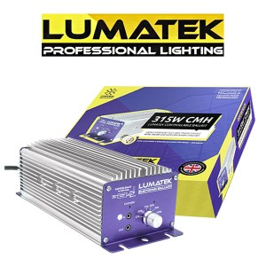 Lumatek 315W Ballast | Home | New Products | Ballasts | Digital Ballasts | Lighting Kits | Digital Lighting Kits | MH Kit Options