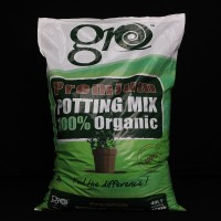 Gro Organic Potting Mix 40L  | Mediums | Potting Mix | Organic products | Organic Mediums