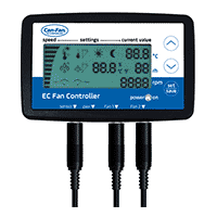 Can-Fan EC Digital Controller | New Products | Accessories | Environment
