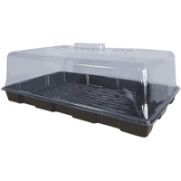 Jumbo Propogation Tray & Soft Lid | New Products | Propagation | Humidity Domes and Heat Pads