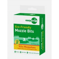 Mozzie Bits 200g | Home | New Products | Pest Control | Soil Borne Pests and Disease | Insecticides & Fungicides