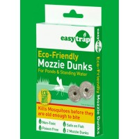 Mozzie Dunks 26g | Home | New Products | Pest Control | Soil Borne Pests and Disease | Insecticides & Fungicides