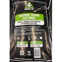 WormsRUs Castings 10L | Home | New Products | Mediums | Potting Mix | Organic products | Organic Mediums