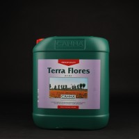 Canna Terra Flores 5L  | Nutrients | Soil Nutrients | Canna Products | Canna Nutrients
