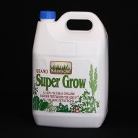 Guano Super Grow 5L | Nutrients | Soil Nutrients | Organic products | Organic Nutrient