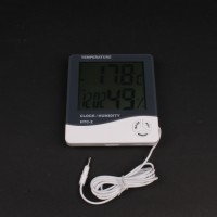 Digital Indoor/Outdoor Hygrometer Thermometer | Meters & Measurement | Temperature | Accessories | Environment